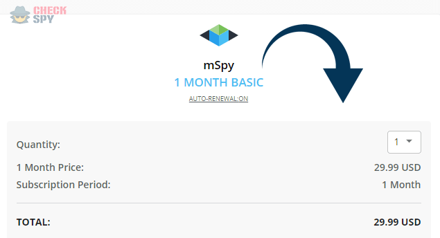 How can you buy mSpy?